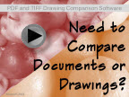 Compare Drawings with ComPara PDF and TIFF File Comparison Tool