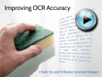 how to improve OCR accuracy